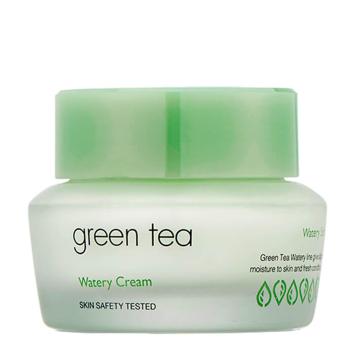 Крем для лица It's Skin Green Tea Watery Cream