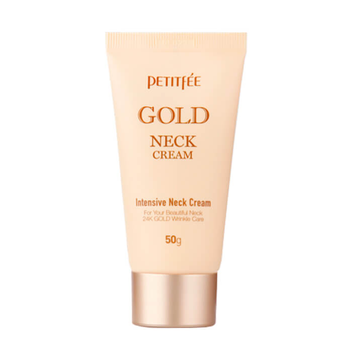 Крем для шеи Petitfee Gold Neck Cream