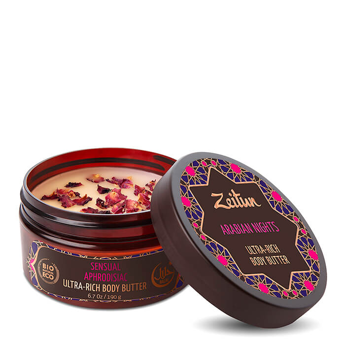Масло для тела Zeitun Arabian Nights Ultra-Rich Body Butter