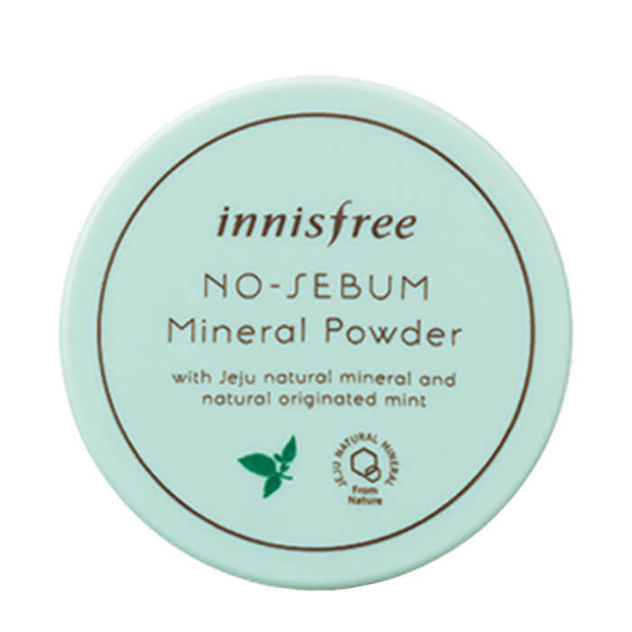 Матирующая пудра Innisfree No Sebum Mineral Powder