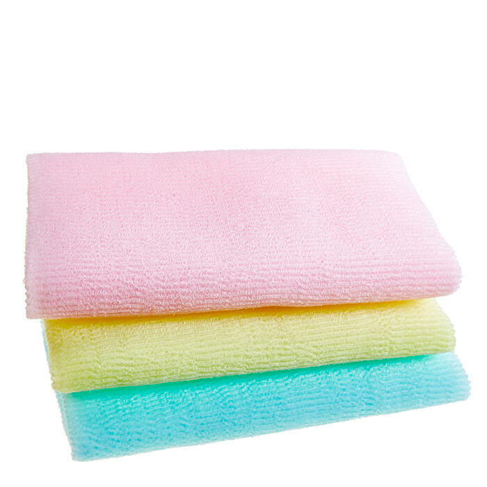 Мочалка для душа Sungbo Cleamy Roll Wave Shower Towel