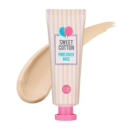 База под макияж Holika Holika Sweet Cotton Pore Cover Base