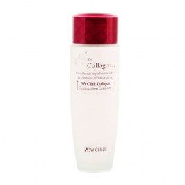 Эмульсия для лица 3W Clinic Collagen Regeneration Emulsion