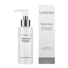 Гидрофильное масло Limoni Fresh Skin Double Effect Oil Cleanser