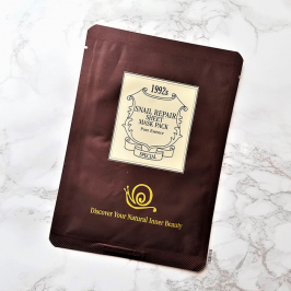 Тканевая маска Chamos Acaci Snail Repair Silk Mask