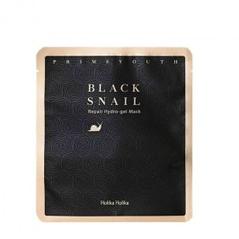 Гидрогелевая маска Holika Holika Prime Youth Black Snail Repair Hydro Gel Mask