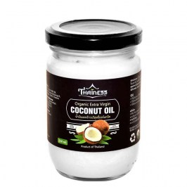 Кокосовое масло Thainess Organic Extra Virgin Coconut Oil (220 мл)