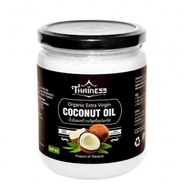 Кокосовое масло Thainess Organic Extra Virgin Coconut Oil (480 мл)