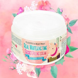Крем для лица Elizavecca Real Whitening Time Secret Pilling Cream