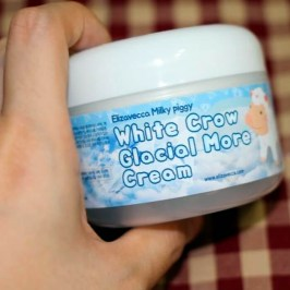 Крем для лица Elizavecca White Crow Glacial More Cream
