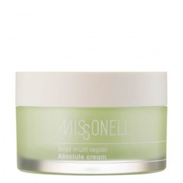 Крем для лица Missonell Snail Multi Repair Absolute Cream