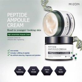 Крем для лица Mizon Peptide Ampoule Cream