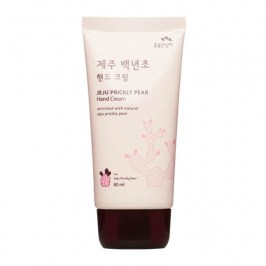 Крем для рук Flor de Man Jeju Prickly Pear Hand Cream