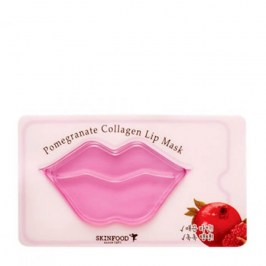 Маска для губ Skinfood Pomegranate Collagen Lip Mask