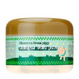 Маска для лица Elizavecca Green Piggy Collagen Jella Pack