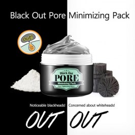 Маска для лица Secret Key Black Out Pore Minimizing Pack