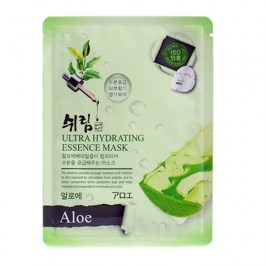 Маска для лица Shelim Hydrating Essence Mask - Aloe