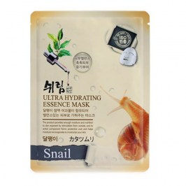 Маска для лица Shelim Hydrating Essence Mask - Snail