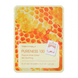 Тканевая маска Tony Moly Pureness 100 Propolis Mask Sheet