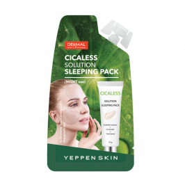 Ночная маска Yeppen Skin Cicaless Solution Sleeping Pack