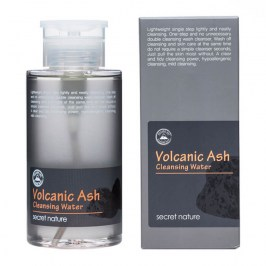 Мицеллярная вода Secret Nature Volcanic Ash Cleansing Water