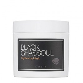 Минеральная маска Missha Black Ghassoul Tightening Mask