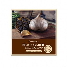 Мыло для лица Deoproce Black Garlic Soap