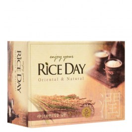Мыло туалетное CJ Lion Rice Day Oriental & Natural Rice Bran Soap