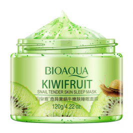 Ночная маска Bioaqua Kiwifruit Snail Tender Skin Sleep Mask