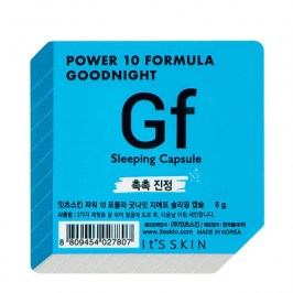 Ночная маска-капсула It's Skin Power 10 Formula Goodnight Gf Sleeping Capsule