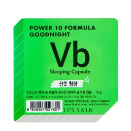 Ночная маска-капсула It's Skin Power 10 Formula Goodnight Vb Sleeping Capsule