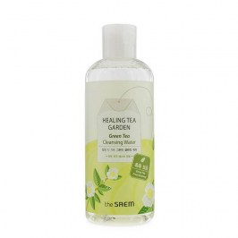 Очищающая вода The Saem Healing Tea Garden Green Tea Cleansing Water