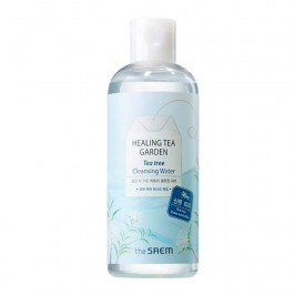 Очищающая вода The Saem Healing Tea Garden Tea Tree Cleansing Water