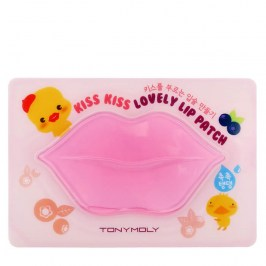 Патчи для губ Tony Moly Kiss Kiss Lovely Lip Patch