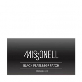 Патчи для век Missonell Black Pearl & EGF Patch