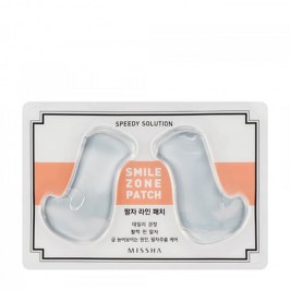 Патчи для зоны улыбки Missha Speedy Solution Smile Zone Patch