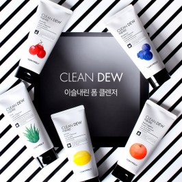 Пенка для умывания Tony Moly Clean Dew Blueberry Foam Cleanser