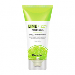 Пилинг-гель Secret Skin Lime Fizzy Peeling Gel