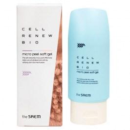 Пилинг-гель The Saem Cell Renew Bio Micro Peel Soft Gel (mini)