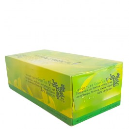 Салфетки для лица Monalisa Bellagio Green Tea Facial Tissue 150 шт
