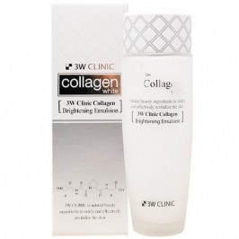 Софтнер для лица 3W Clinic Collagen White Clear Softener