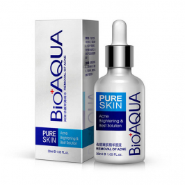 Сыворотка для лица Bioaqua Pure Skin Acne Brightening & Best Solution