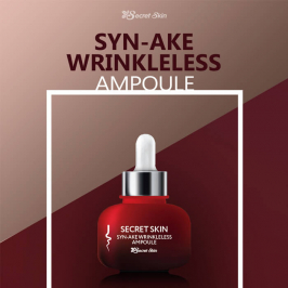 Сыворотка для лица Secret Skin Syn-ake Wrinkleless Ampoule