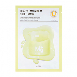 Тканевая маска A'Pieu Cicative Magnesium Sheet Mask