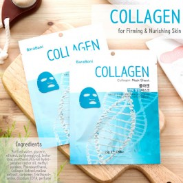 Тканевая маска Baraboni Collagen Mask Sheet