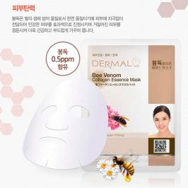 Тканевая маска Dermal Bee Venom Collagen Essence Mask