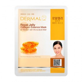Тканевая маска Dermal Royal Jelly Collagen Essence Mask