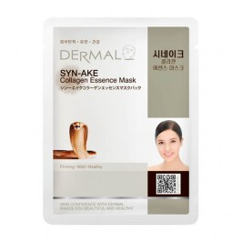 Тканевая маска Dermal Syn-Ake Collagen Essence Mask