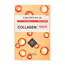 Тканевая маска Etude House 0.2 Therapy Air Mask Collagen Skin Firming
