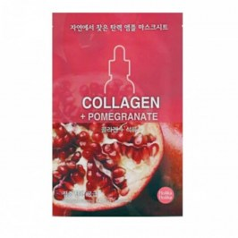 Тканевая маска Holika Holika Ampoule Essence Mask Sheet Collagen